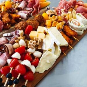 Cateringservice Bolsterbos tapasplank aperitief_102