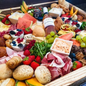 Ontbijt/lunch/brunch