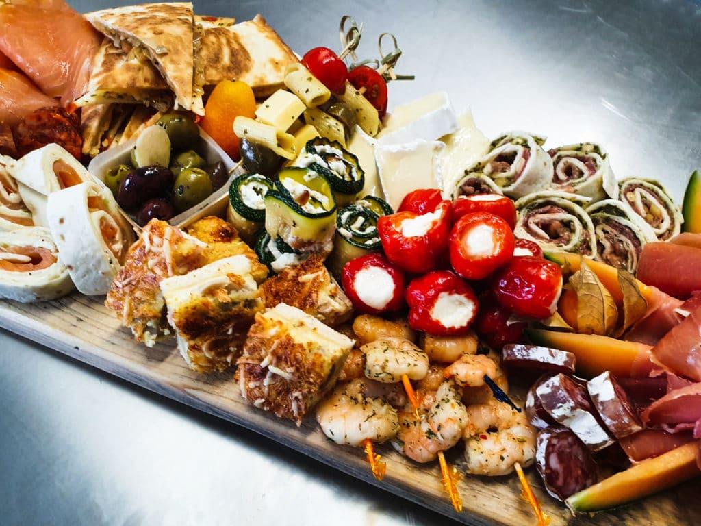 Cateringservice Bolsterbos tapasplank aperitief_135 - kopie